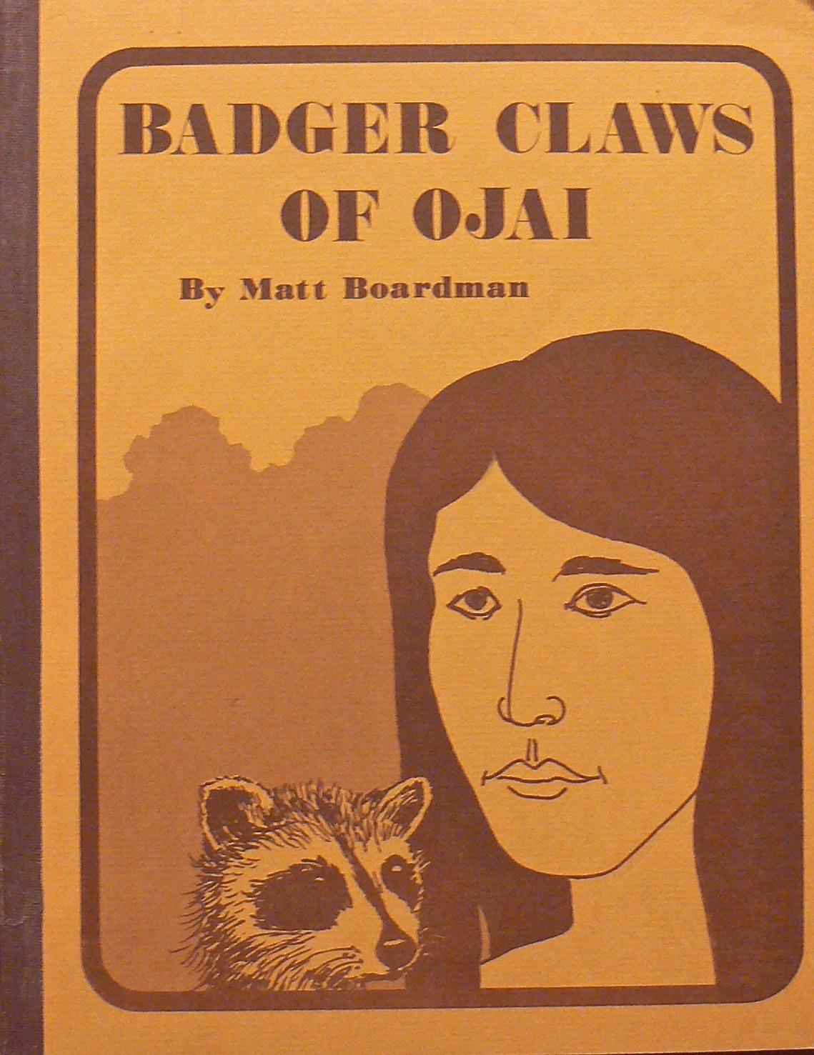 badger claws of ojai pdf