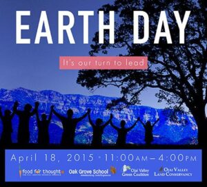 Herb Walk at Ojai's Earth Day 2015 @ Oak Grove School | Ojai | California | United States