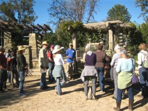 Herb Walk & Native Landscaping Workshop @ Cluff Vista Park (AM) and Farmer and the Cook Cafe (PM) | Ojai | California | United States