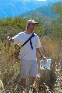 Medicinal Plant Walk with Dr. James Adams of USC School of Pharmacy @ Summit School parking lot | Ojai | California | United States