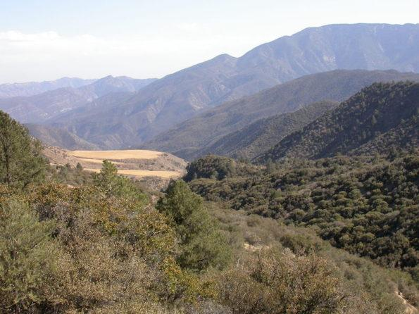 view of Sespe from KSWC