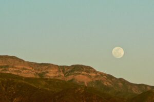 Supermoon Sunset Nature Walk @ Ojai Park & Ride for carpool to trailhead